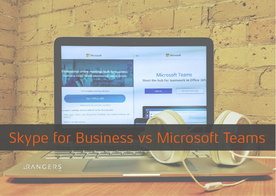 Skype for Business vs. Teams
